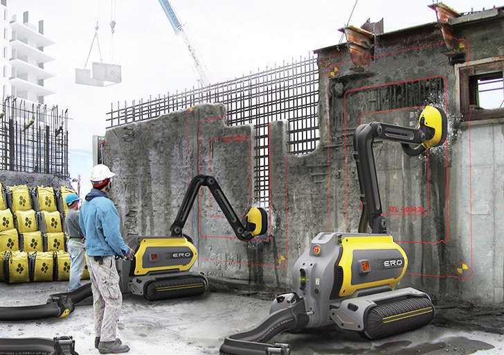 Construction Robotics – digitized and automated industries
